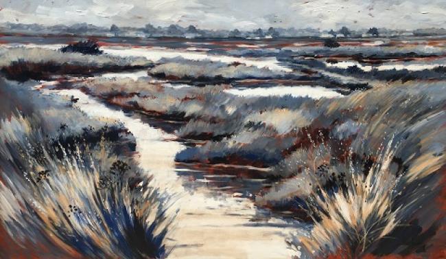 Olivier SUIRE-VERLEY - 19 Promenade au marais