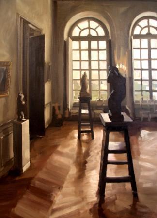 Christoff DEBUSSCHERE - Le Musée Rodin