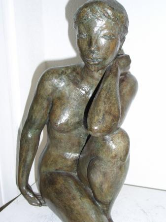 Jacques COQUILLAY - la natte