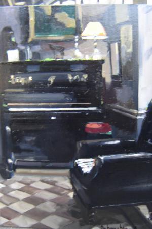 Christoff DEBUSSCHERE - Le piano de St Hilaire