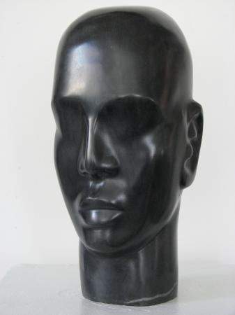 Sylvie KOECHLIN - Visage noir