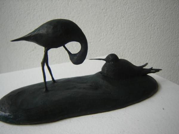 KUWABARA Tsunehiko - Couple d'échasses 1/8