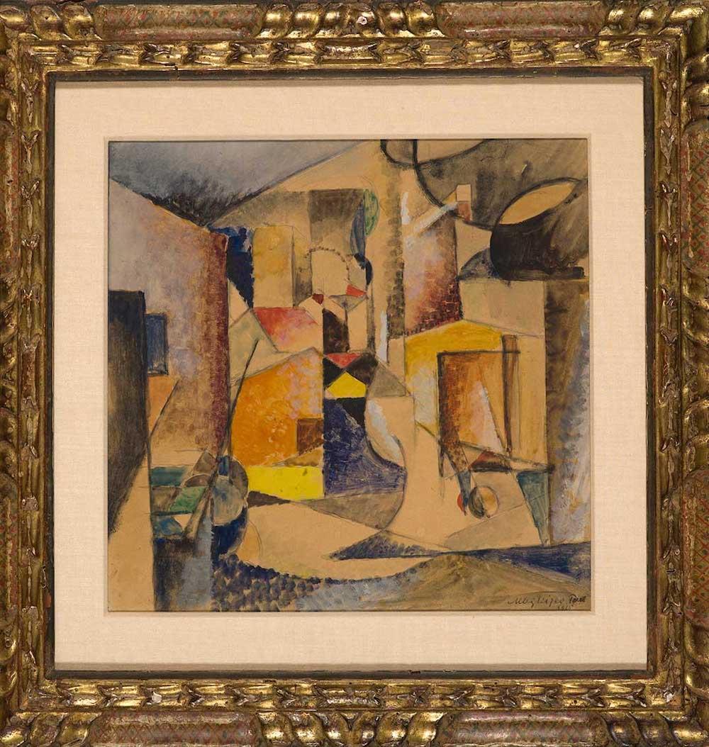 Albert GLEIZES | 48 x 51 cm