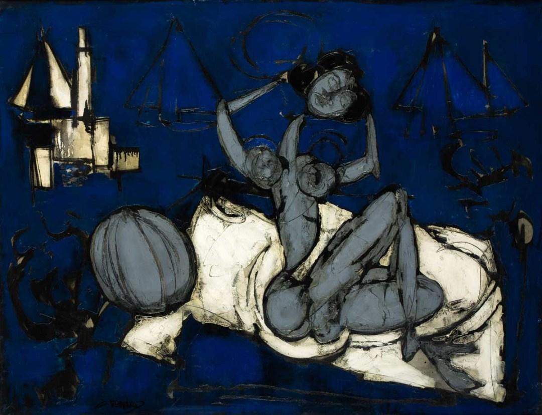 Claude VENARD | 114 x 146 cm