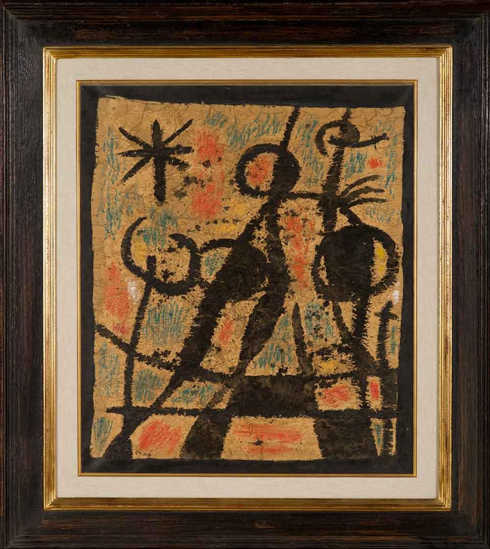 Joan MIRÓ | 126 x 111 cm