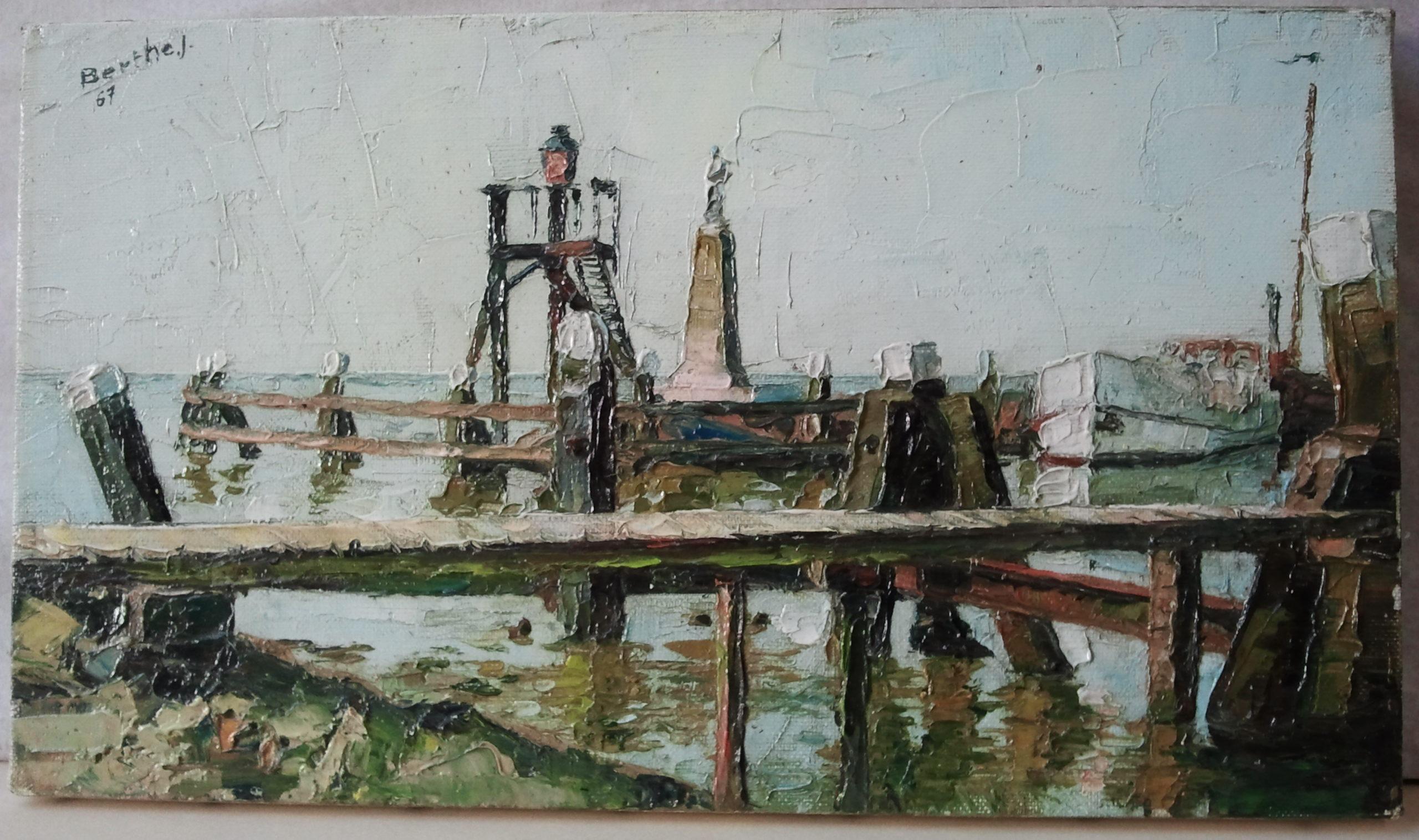 Berthe-Port-de-Volendam-
