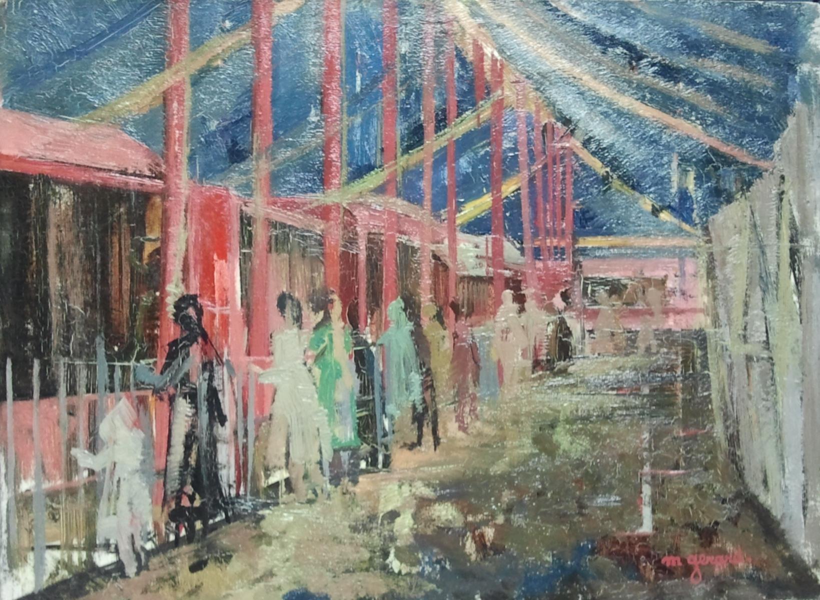 Le Salon des grands fauves Cirque Bouglione