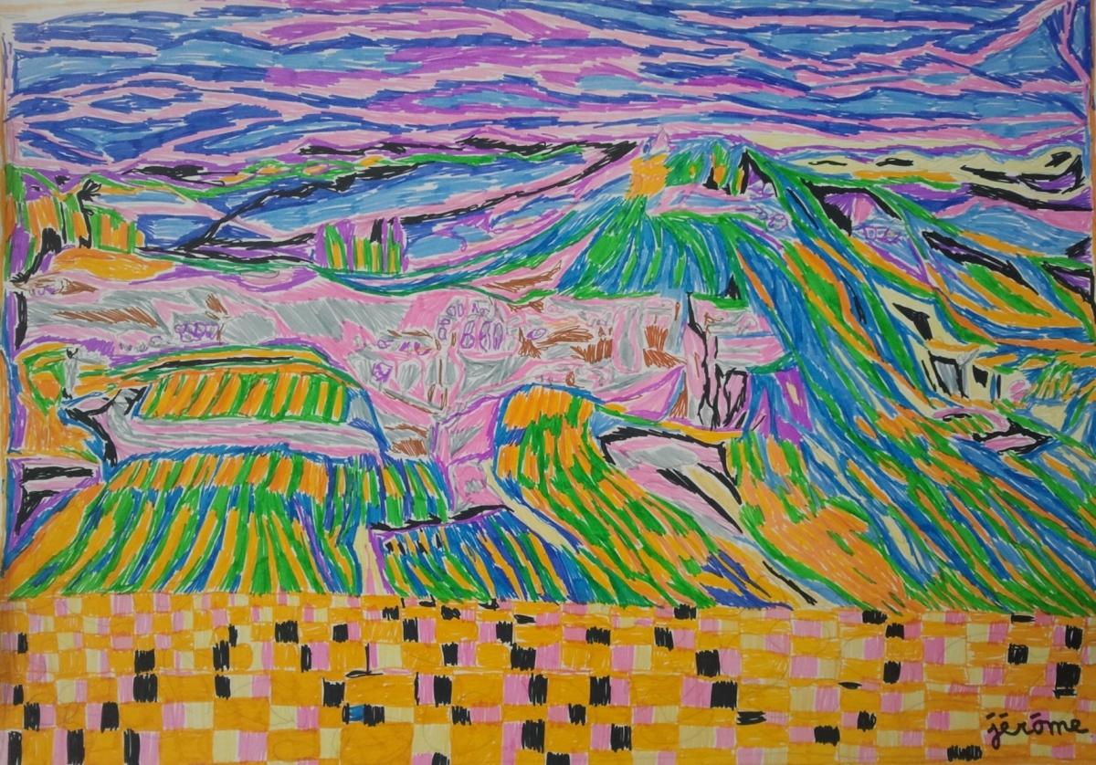 pezzillo jérôme montagne cultivée