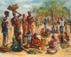 Village de Kollo au Niger