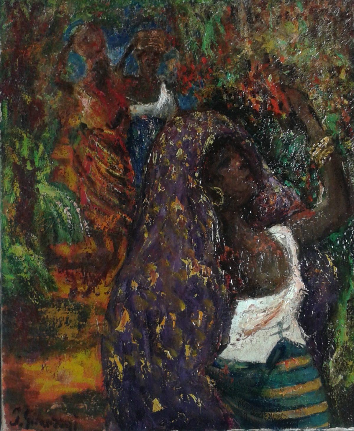 gilardoni joseph femmes peuls afrique