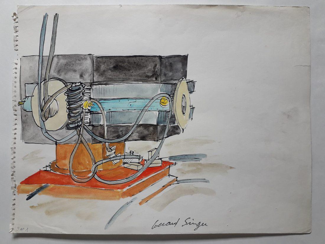 singer-gerard-saclay-analyseur-de-particules-58-sap1