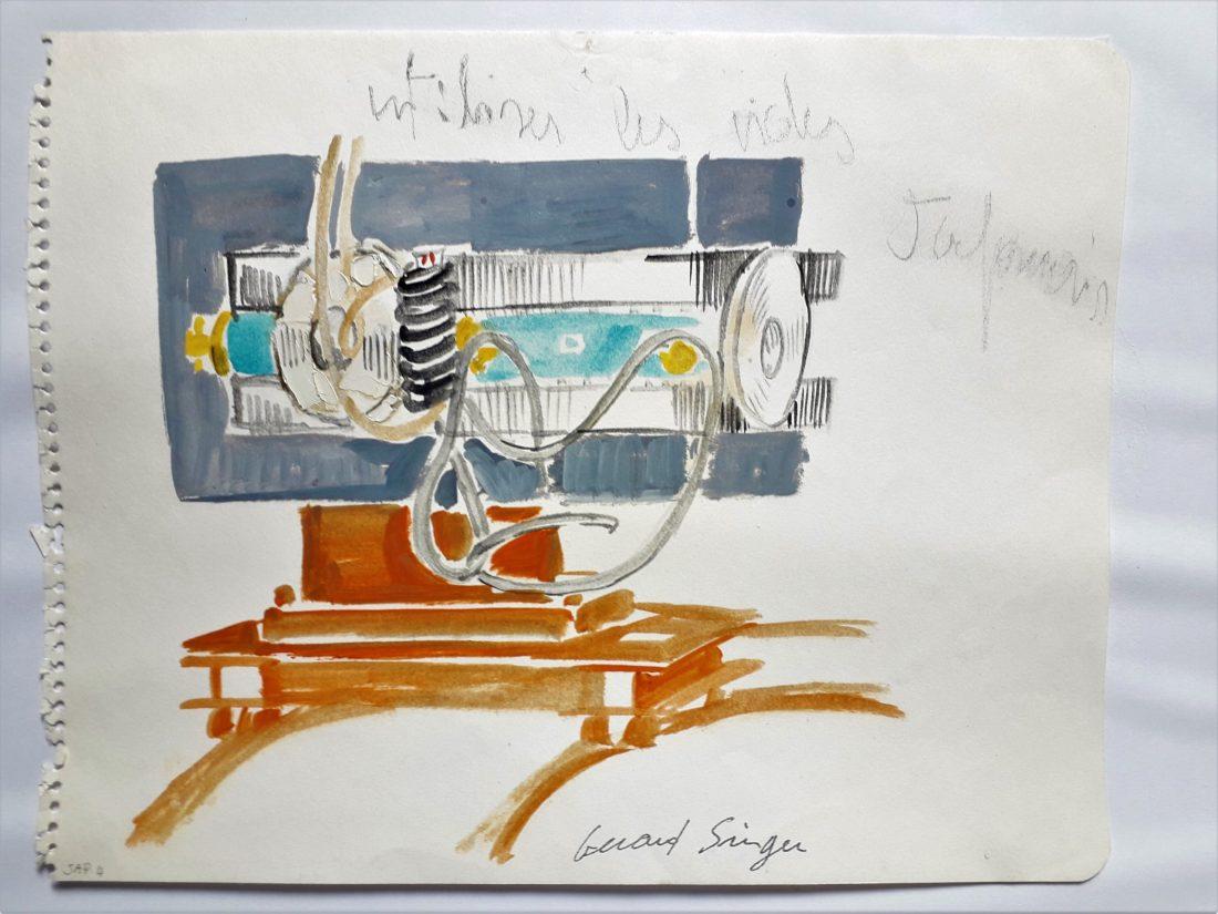 singer-gerard-saclay-analyseur-de-particules-58-sap4