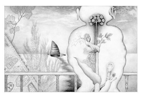 """Joseph Callioni - """"les hommes oiseaux"""""""