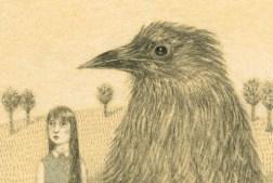 Mon petit oiseau (2) Crayon. 10X15 cm. 110 euros