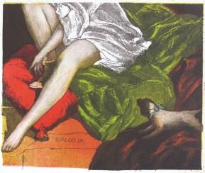 2014, Mair Boudoir 2, Gravure couleur, 24x29 cm
