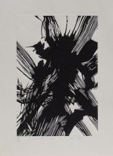 2015, Granier, sans titre (Végétal) 1/20, Gravure, 28x19 cm, Disponible à la réserve de la galerie