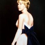 Oil portrait commission: Mrs.L.