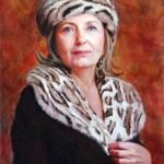 Portrait à l'huile, Suzanne 2