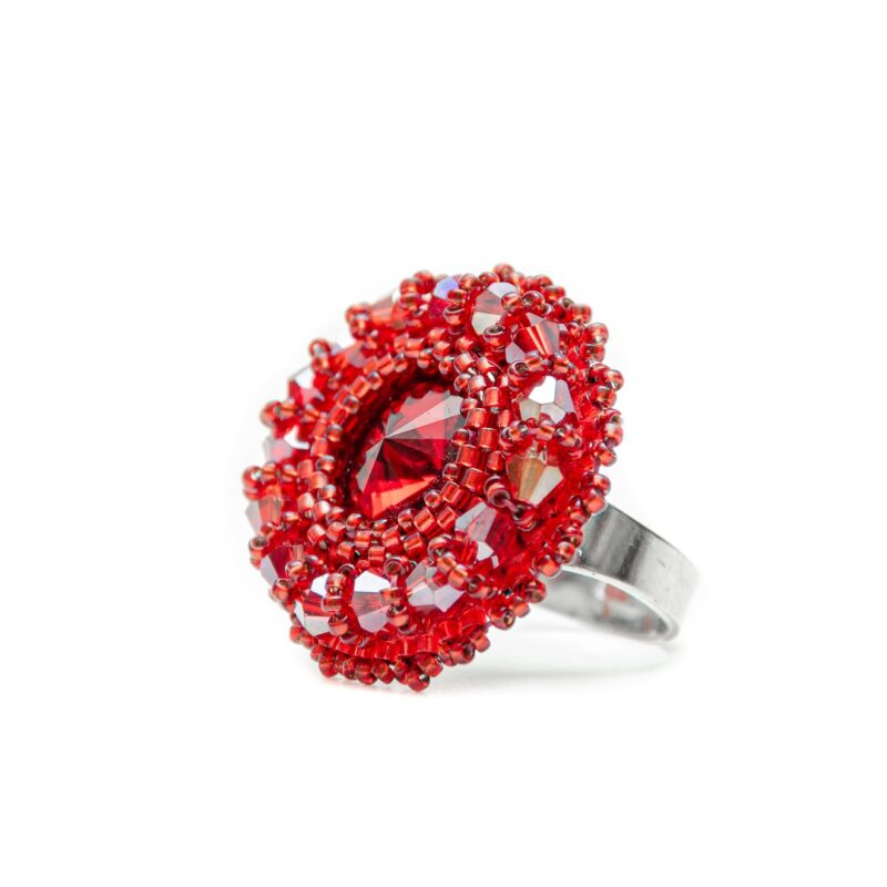 rdeči prstan prelest