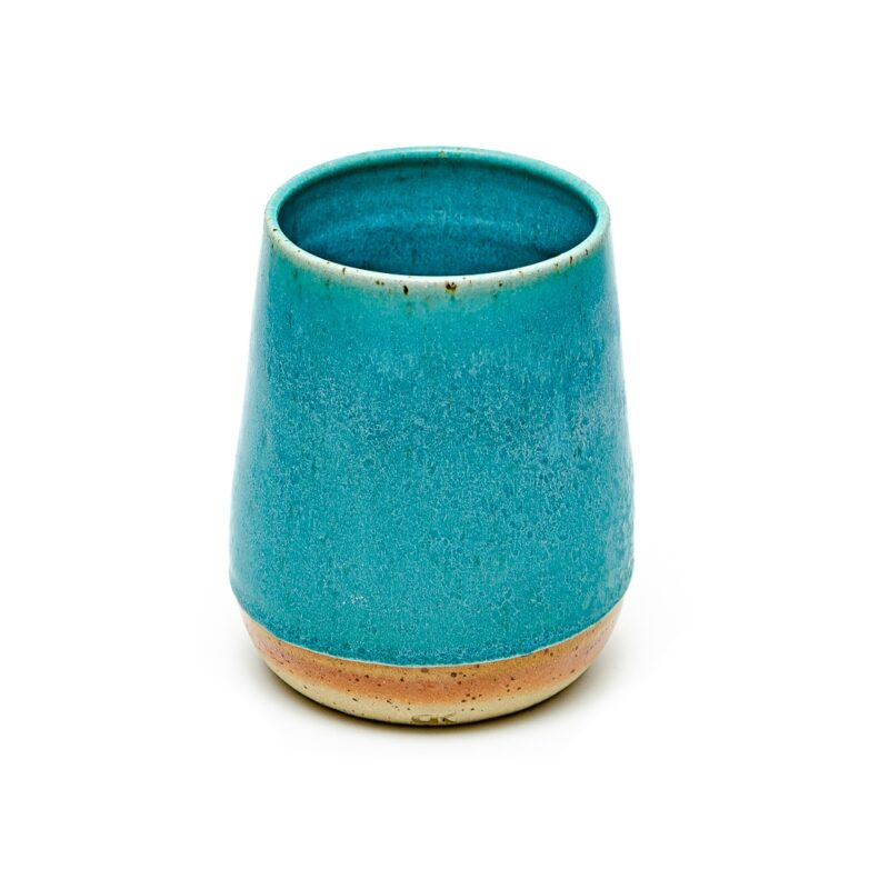 turkizna vaza, Daša's pottery