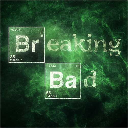 Póliza Breaking Bad