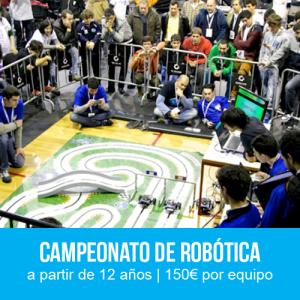 Campeonato de robotica