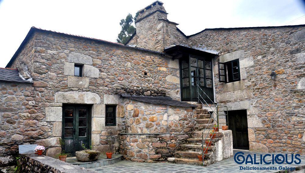 Potin. Casa do Batan