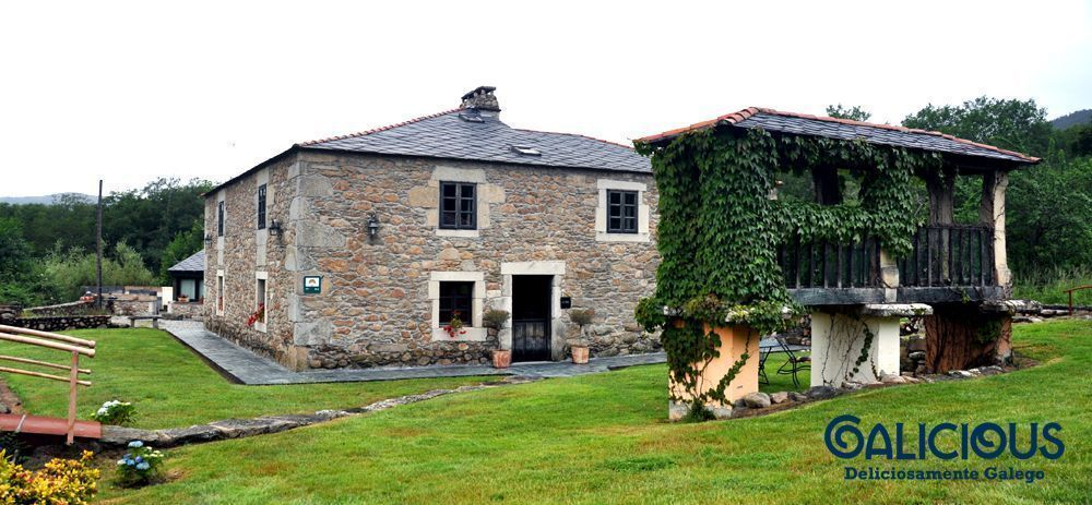 Casa do Batan. Exterior