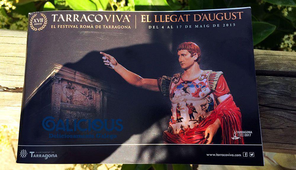Programa de #TarracoViva2015