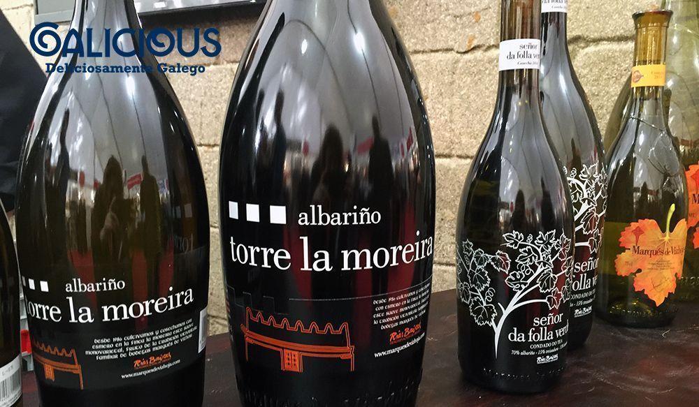 Marques de Vizhoja en Gastronomic 2015 ( Galicious )