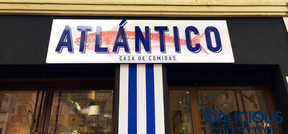 Atlantico Casa de Comidas Pepe Solla Madrid ( By Galicious )