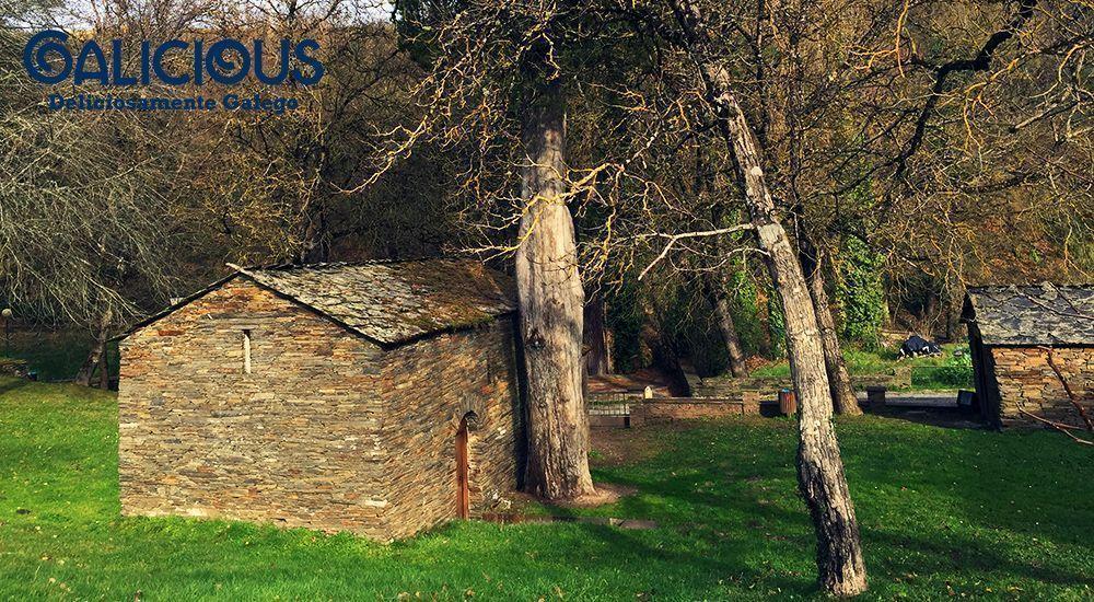 Capilla del Ciprés ( Samos, Lugo ) Galicious