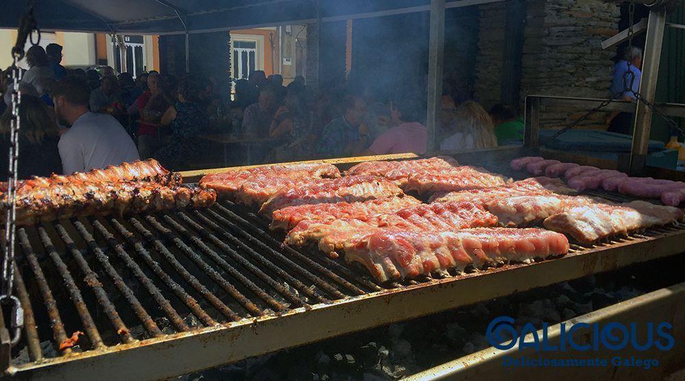 Un dia na Feira de Meira, Lugo . Foto de Galicious
