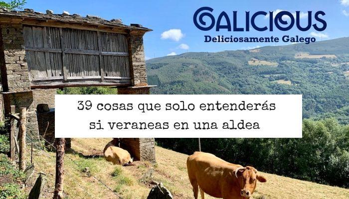 Veraneo en la aldea ( Galicious )