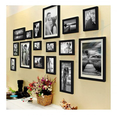 Frame Set for Wall with Pictures