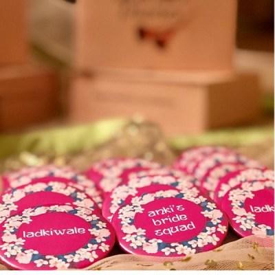 Customized Pin Badges