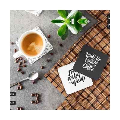 Personalized Tea Coasters