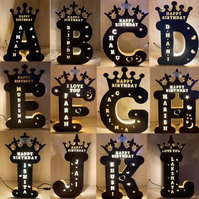 Premium 3D Alphabets