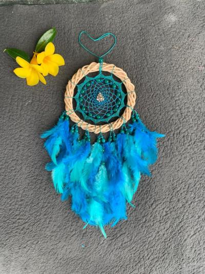 Dream Catcher with Ganesha, customised gifts, galic gifts, wall decoration