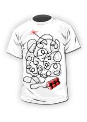 dynamite - tshirt