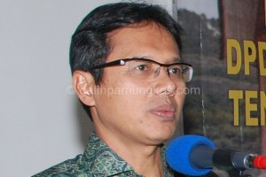 mengenal Irwan Prayitno