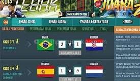 Prediksi Brasil Vs Belanda