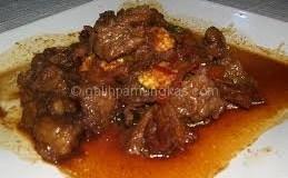 resep opor daging sapi