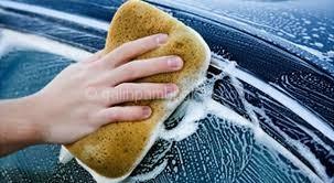 mencuci mobil