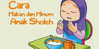 Adab Ketika Makan