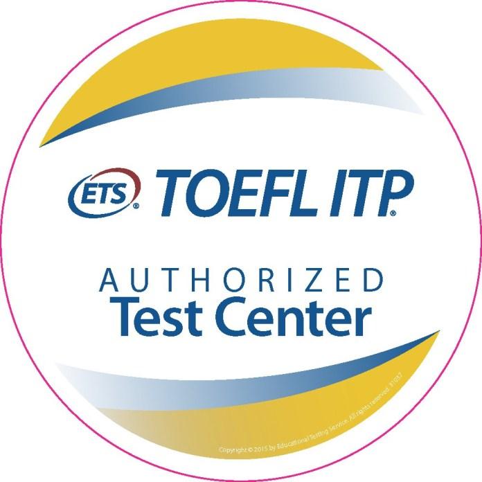 TOEFL ITP tes center