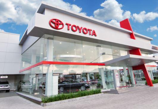 Dealer Toyota Medan auto2000