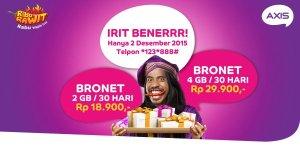 tarif internet murah