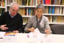 Joan Torra y M. del Mar Albajar