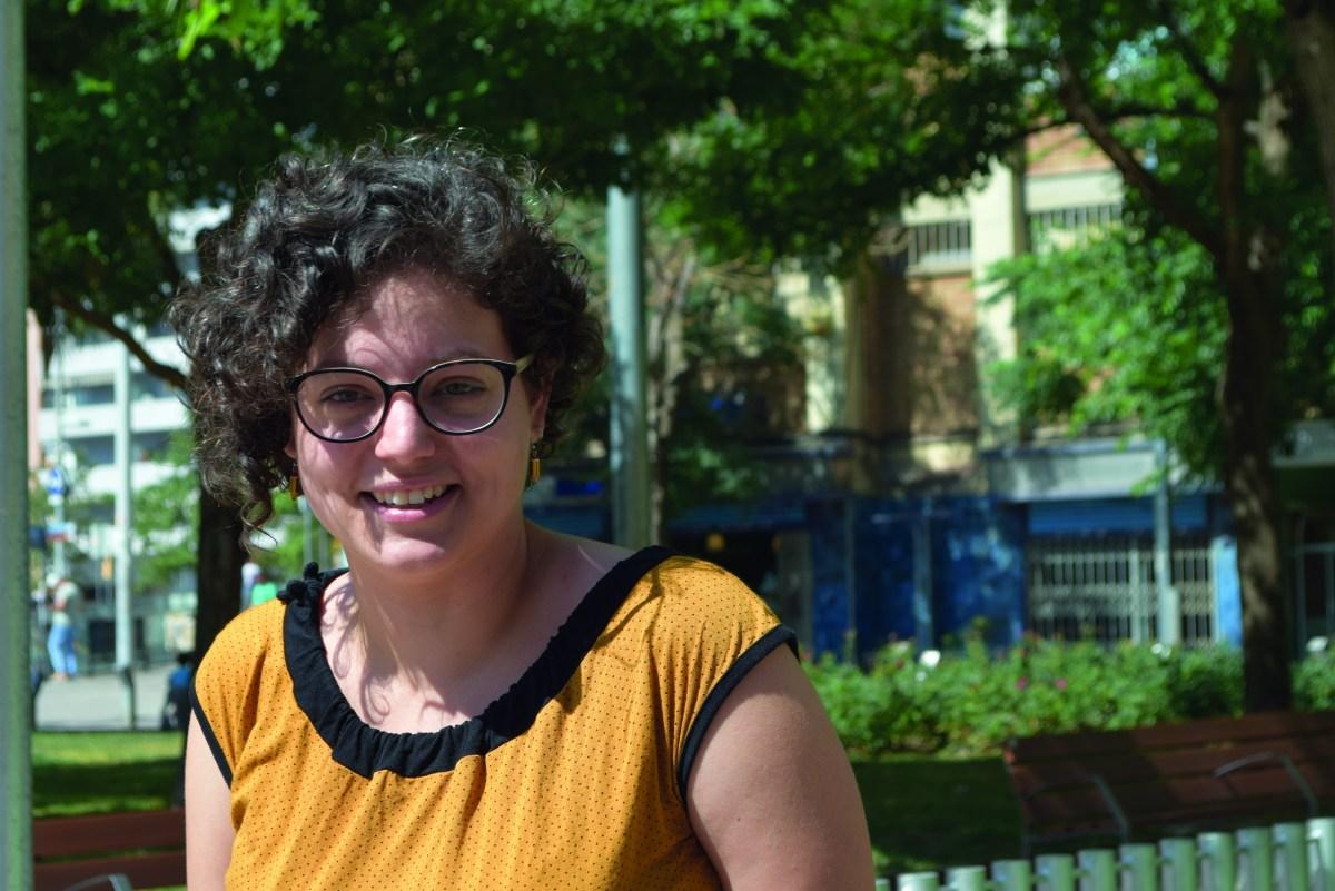 Maria Guarch: «Evangelizar  es pensar en los demás, no en ti mismo»